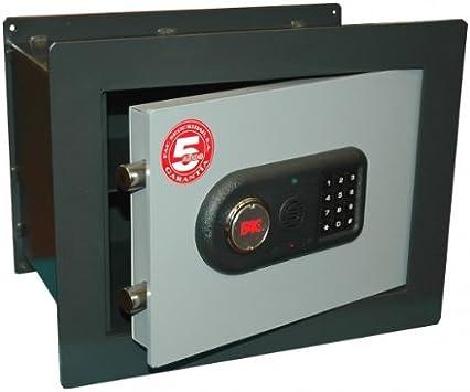 Fac Seguridad - Caja fuerte electronica 24x35x22 101-e: Amazon.es: Bricolaje y herramientas
