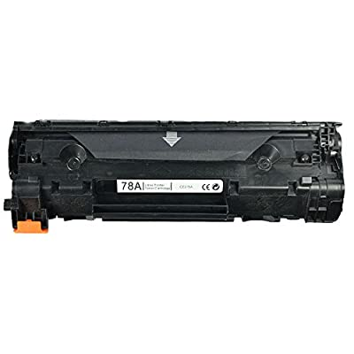 Sirensky CE278A ( 78 A ) Black Compatible Toner Cartridge for Laserjet HP , Canon , Fax Series ( 1 Pack )