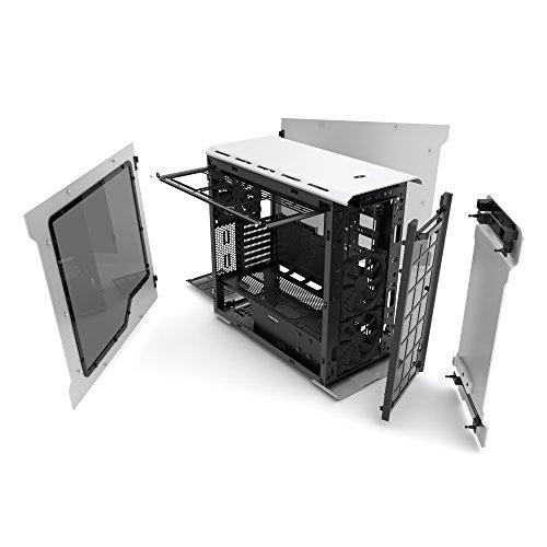 Phanteks Enthoo Evolv ATX Alum/Steel Tower Computer Case, Window (PH-ES515E_GS) Galaxy Silver by Phanteks (Image #2)