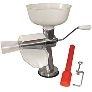 Weston Food Strainer and Sauce Maker for Tomato, Fresh Fruits and Vegetables (07-0801)