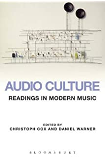 Electronic and experimental music technology music and culture audio culture readings in modern music fandeluxe Gallery