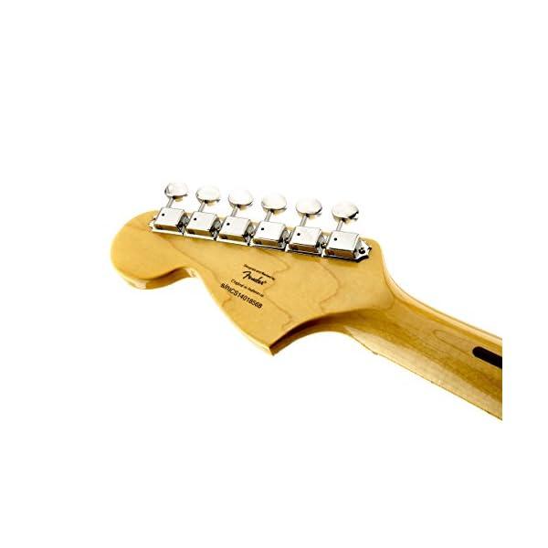 Fender Squier Vintage Modified 70s Strat, Black, Maple