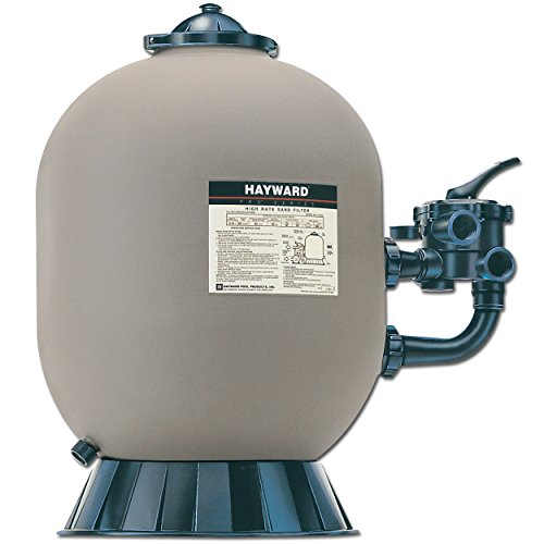 Hayward S244S Pro-Series 24-Inch Side-Mount 1-1/2-Inch Vari-Flo Valve Pool Filter