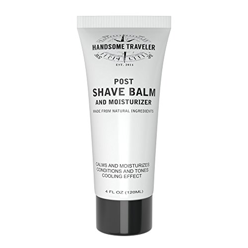 Moisturizer Eliminates Irritation Aftershave Shaving product image