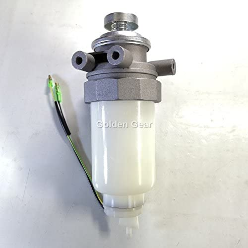 Fuel Lift Pump Primer Filter Isuzu 4JA1 4JB1 4JG2 Trooper Bighorn NKR NHR