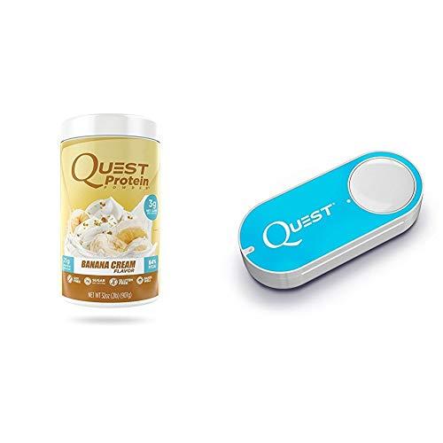 Price comparison product image Quest Nutrition Dash Button