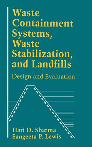 Waste Containment Systems, Waste Stabilization, and...