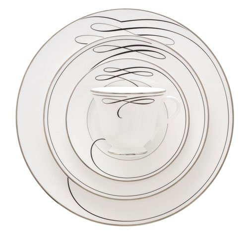 Waterford China Ballet Ribbon 5 Piece Place Setting ()