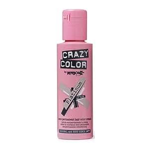 Crazy Color Platinum Nº 28 Crema Colorante del Cabello Semi-permanente