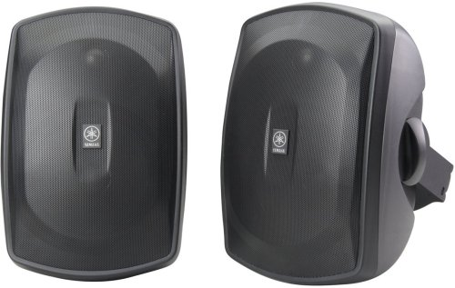 yamaha outdoor speakers. amazon.com: yamaha ns-aw390bl 2-way indoor/outdoor speakers (pair, black) (discontinued by manufacturer): home audio \u0026 theater outdoor c
