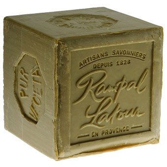 RAMPAL LATOUR Genuine Marseille Soap 600g Rampal Latour Soap