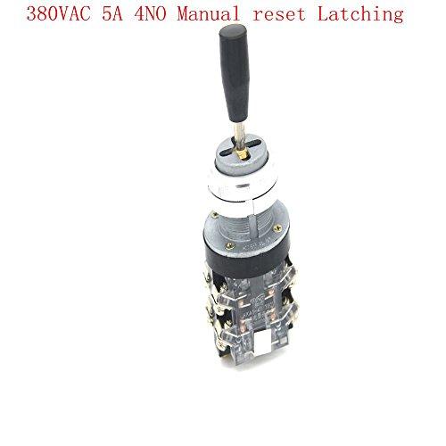 4 position joystick switch - 8