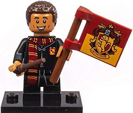 Lego Harry Potter Series Dean Thomas Minifigure  .
