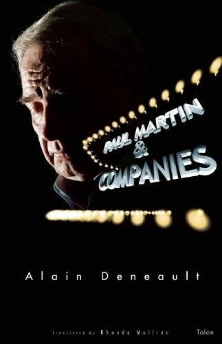 Paul Martin & Companies: Sixty Theses on the Alegal Nature of Tax - Online Canada Sales Tax