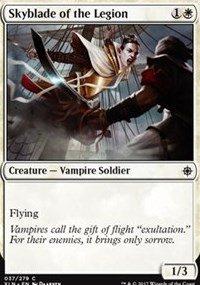 (Skyblade of the Legion - Foil - Ixalan)