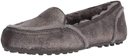 UGG Women's W Hailey Metallic Sneaker, Gunmetal, 8 for sale  Delivered anywhere in USA