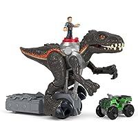 [Patrocinado] Fisher-Price Imaginext Jurassic World, Walking Indoraptor