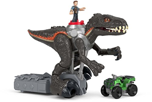 Fisher Price Imaginext Jurassic World  Walking Indoraptor