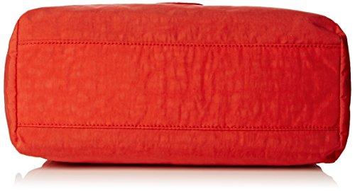 Kipling Elysia - Bolso de hombro Mujer Rosa (Coral Rose C)