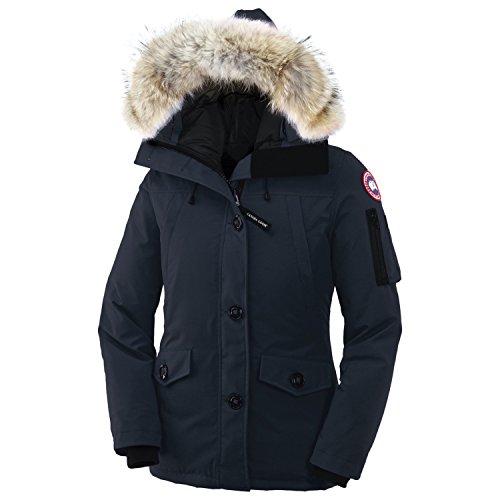 Canada Goose Women's Montebello Parka,  Navy,  - Shops Montebello