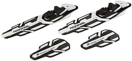 Rottefella Xcelerator Pro Skate NIS Nordic Ski Bindings, White/Black