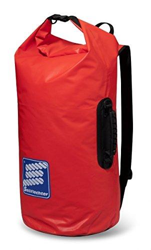Arbo-Inox Transportbag Drybag Wasserdicht Tasche Rucksack PVC rot 45 L