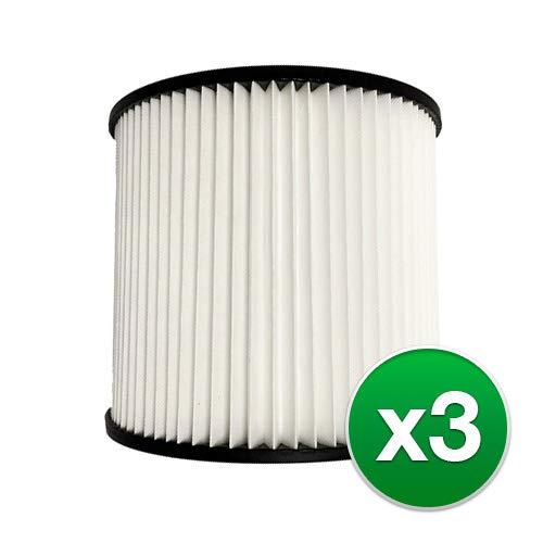 Shop Vac Cartridge Filter 903-04 (3 pack) by Shop-Vac