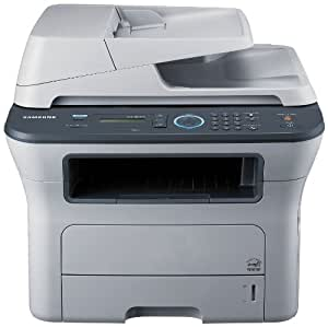 Samsung SCX-4825FN multifuncional - Impresora multifunción (Laser, Mono, Mono, 1200 x 1200 DPI, PCL 5e, PCL 6, 9,5s)