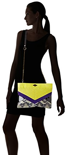 Mohekann Xl Cassidy - bolso de mano Mujer Jaune (Hypnotic)