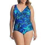 Ladies Swimsuits Tankini with Underwire,Women Plus Size Sexy Sport Bikini Swimsuit Swimwear Bathing Beachwear Backless,Green,XL