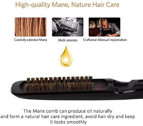 ZPSPZ Hair Straightener Multifunctional Spray Straight Hair Comb Negative Ion Hair Care Hair Curler Infrared Steam Direct Hair Transmitter  JiJkw