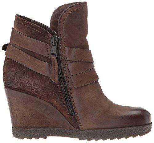 Miz Mooz Women's Narcissa Ankle Boot Brown dmyJr2t