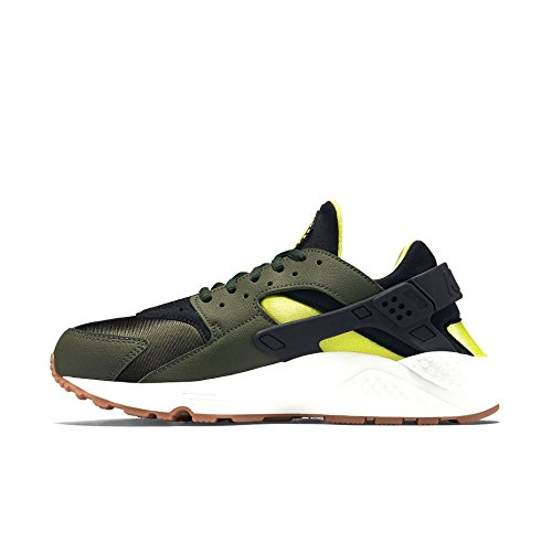 Trainer Carbon Nike Black Huarache 300 Women's Top Low Air Green qxZPx1H