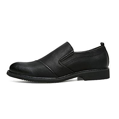 c1f55a37db65 Men s Oxfords Formal Dress Shoes Genuine Leather Luxury Wedding Business  Footwear (6