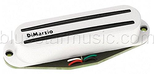 Dimarzio Fast Track (DiMarzio DP182 Fast Track 2 Pickup White)