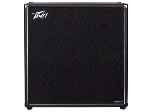 - Peavey Invective 412 - 240-Watt 4x12 Inches Extension Cabinet