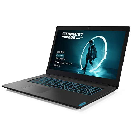 Lenovo IdeaPad L340 17.3 Inch FHD Gaming Laptop (Intel Core i5, 8 GB RAM, 256 GB SSD, GTX 1650, Windows 10 Home…