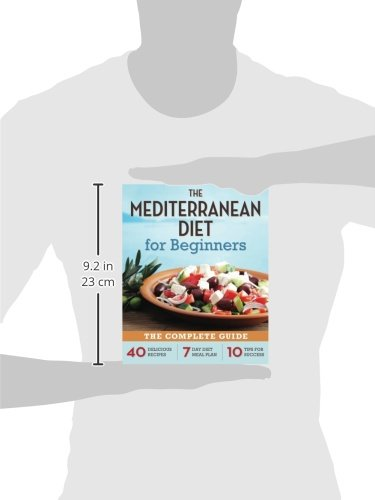Idiot's Guides: The Mediterranean Diet Cookbook