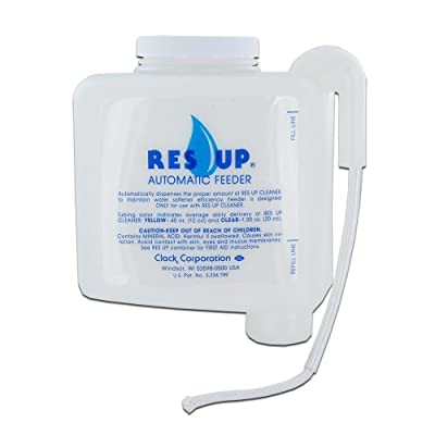 Res-Up Liquid Resin Cleaner Automatic Feeder - 1.0 oz Feeder w/Clear Tube