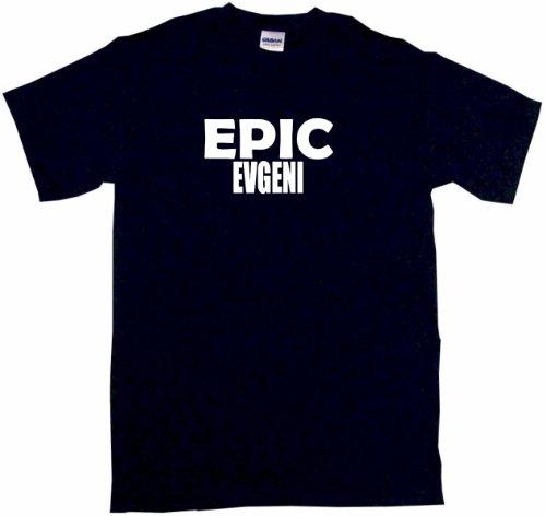 Epic Evgeni Men's Tee Shirt 3XL-Black
