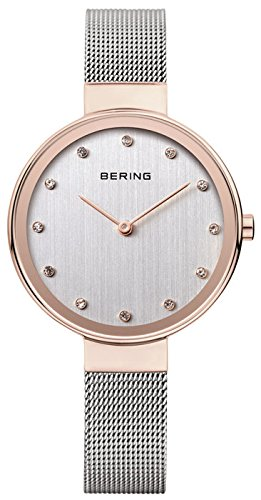 BERING 12034-064 CLASSIC WOMEN WATCH PVD 34 MM