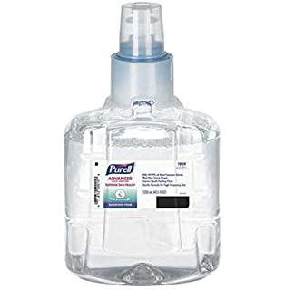 Amazon Com Purell Advanced Hand Sanitizer Skin Nourishing Foam