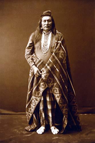 ClassicPix Photo Print 11x17: Nez Perce Man, 1899