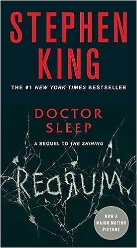 Amazon Fr Doctor Sleep Stephen King Livres