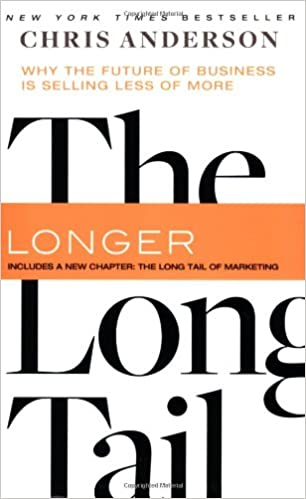 The Long Tail Why The Future Of Business Is Selling Less Of More