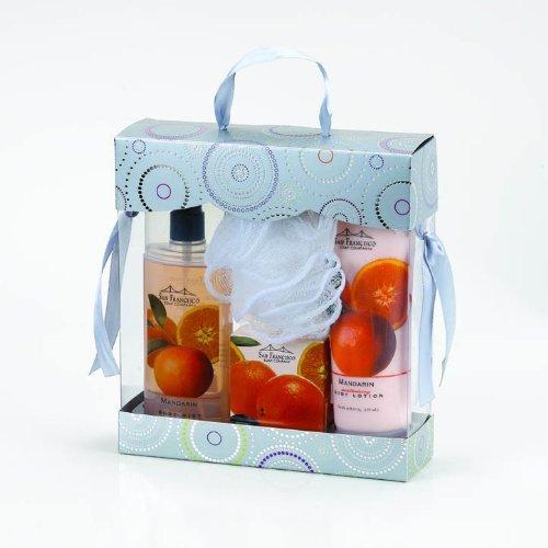 san-francisco-soap-company-bath-and-body-gift-boxed-4-piece-set-mandarin-by-san-francisco-soap-compa