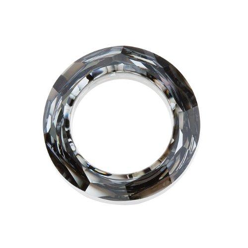 139 Cosmic Ring Pendant 14mm, 1 Piece, Crystal Silver Night (Cosmic Crystal)