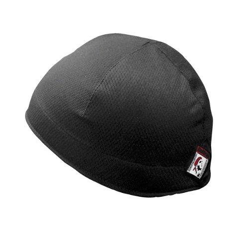 Do Wrap/Wickie Wear Genuine Do Wrap Sweatvac Skull Cap - Black 65201828031