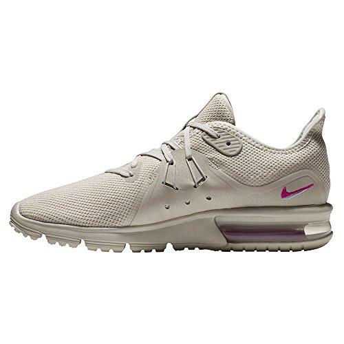 Nike Wmns Air Max Daaropvolgende 3 Vrouwen 908993-005 Zwart / Mtlc Donkergrijs-tea Berry-wit