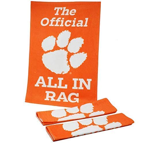 (Tiger Towels - All in Rag - 2 Pack)